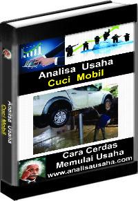 Cover Ebook Cuci Mobil Analisa Usaha Cuci Mobil