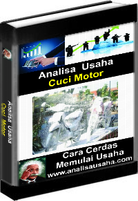 Cover Ebook Cuci Motor Analisa Usaha Cuci Motor