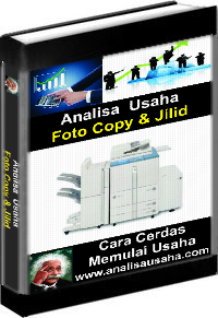 Cover Ebook Foto Copy Jilid Analisa Usaha Fotocopy & Jilid