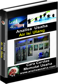 Cover Ebook Air Isi Ulang4 Analisa Usaha Air Isi Ulang