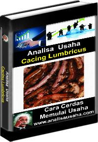 Cover Ebook Cacing Lumbricus1 Pertanian & Peternakan