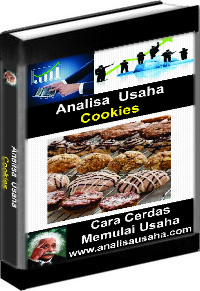 Cover Ebook Cookies1 Makanan & Minuman