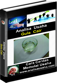 Cover Ebook Gula Cair1 Industri Manufactur