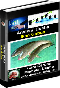 Cover Ebook Ikan Gabus1 Pertanian & Peternakan