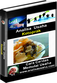 Cover Ebook Ketoprak Analisa Usaha Ketoprak