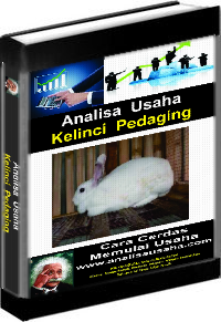 Cover Ebook Kelinci Pedaging Analisa Usaha Kelinci Pedaging