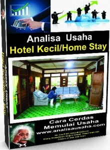 Ebook Hotel Kecil Home Stay