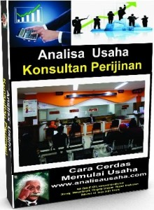 Ebook Konsultan Perijinan